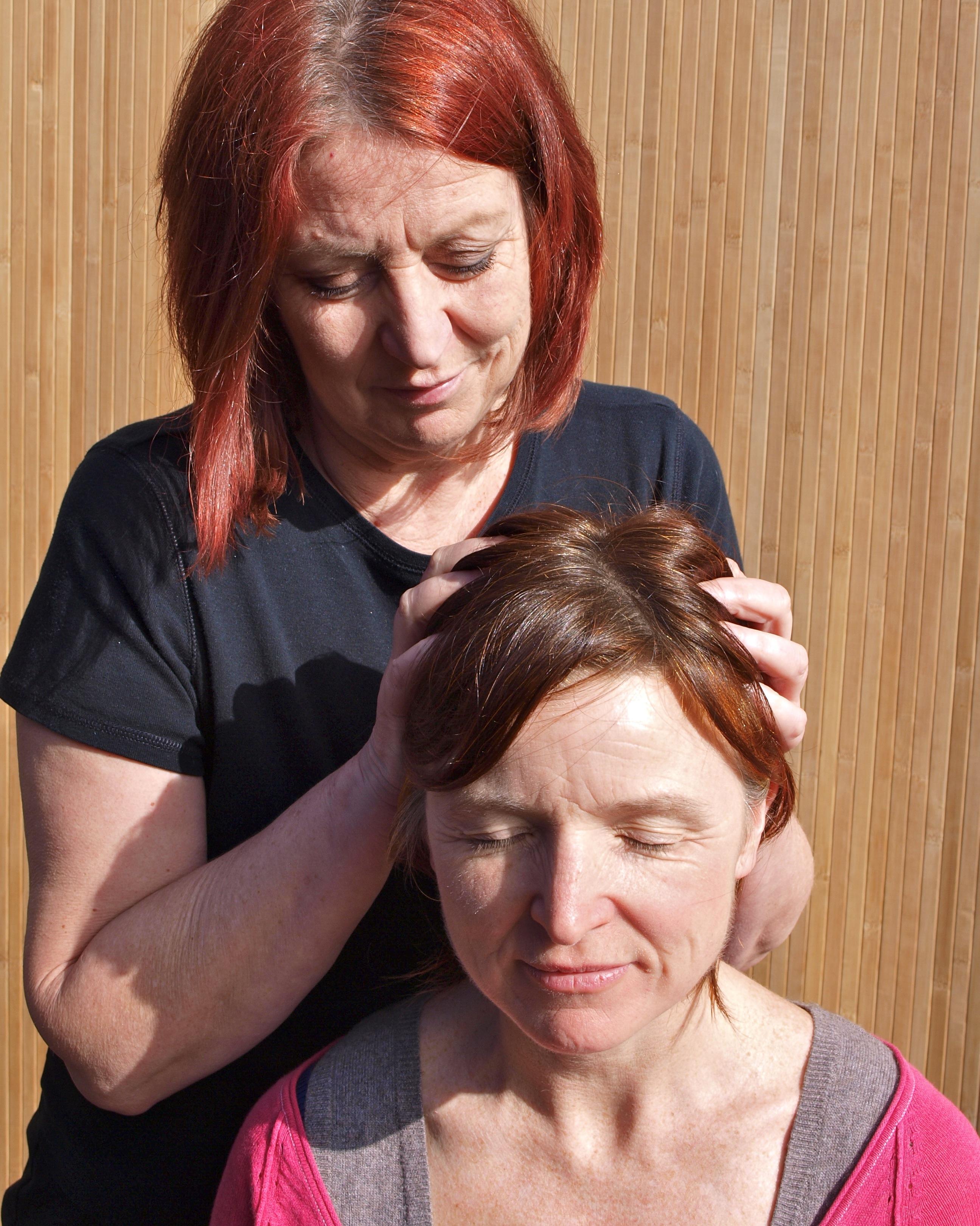 Indian Head Massage Certificate-5994
